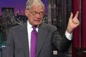 Letterman summons Howie Mandel to debt talks