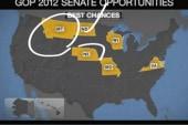 The Republican path to Senate majority