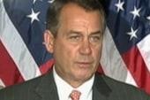 Boehner collapse