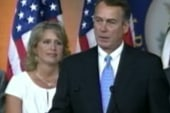 Why Boehner's speakership is at risk