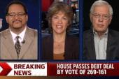 Progressive panel gets heated over debt...