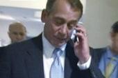 Boehner's quacky ringtone