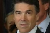 Perry still hasn't declared intentions,...