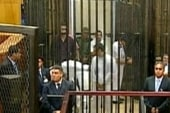 Trial for ousted Egyptian President begins