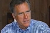 Firm gives $1 million to Romney PAC, then...