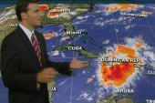 Tropical Storm Emily takes aim at Haiti