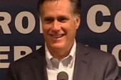 Romney demonstrates mastery of fundraising...