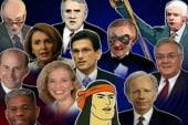 Jon Stewart imagines the super committee...