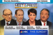 Maddow to appear on Meet the Press