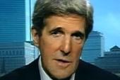 Sen. Kerry responds to jobs report