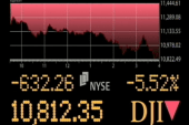 Stocks tumble after US downgrade