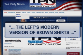 Tea Party leader compares WI protesters to...