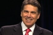 Rick Perry running for president?