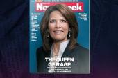 Bachmann Newsweek cover raises red flags