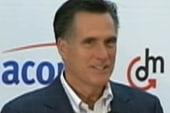 Obama targets Romney