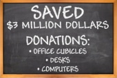 School saves $3 million by asking for...