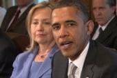 Obama under fire for leadership