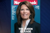 Ed agrees with Bachmann about Newsweek cover