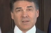 Rick Perry's own personal religious following