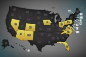 10 swing states key to Obama's reelection