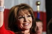 Palin plans to restart bus tour in Iowa
