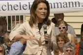 Bachmann camp focuses on Evangelical message