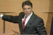 Will Perry grab the social conservative vote?