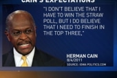 Herman Cain delivers some Psychotalk