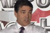Rick Perry stance on Social Security