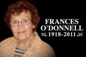 Remembering Frances O'Donnell