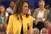 Bachmann promises $2-a-gallon gas