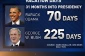 Obama vacation nonsense