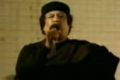 The end of Gadhafi?