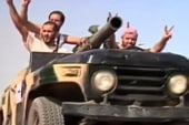 Rebels taking control in Tripoli