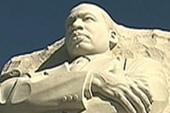 MLK memorial opens in D.C.