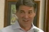 Perry's 'fed up' flip-flop