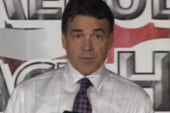 Rick Perry running against himself for GOP...