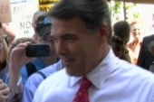 Perry compares civil rights to low taxes
