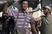 Rebels storm Gadhafi compound