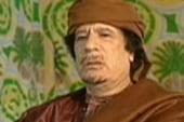 The hunt for Gadhafi