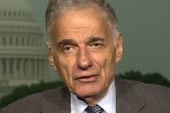 Nader on big business
