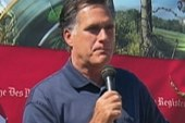 Romney continues to change his mind