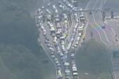 Many rush to evacuate threatened areas