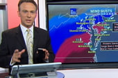 Historic storm surge expected for Virginia
