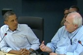 President Obama briefed on Hurricane Irene