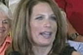 Bachmann campaign says hurricane comments...