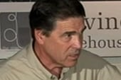 Perry targets Social Security
