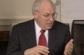 Cheney's version of history