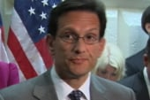 Cantor counters jobs plan with pollution plan
