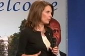 Bachmann mistaken for being Jewish